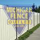 tan vinyl composite fence
