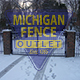 aluminium gate fence