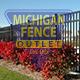 commercial alumium fence